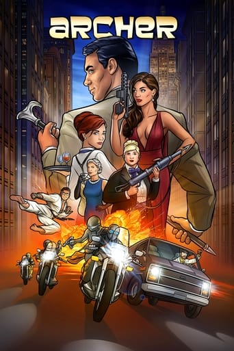 Watch Archer Full Movie Online Putlockers