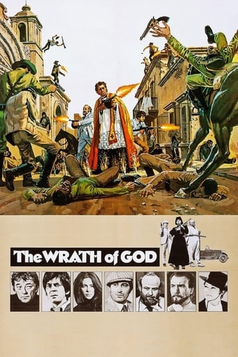The Wrath of God Movie Poster
