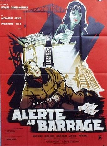 Poster of Alerte au barrage