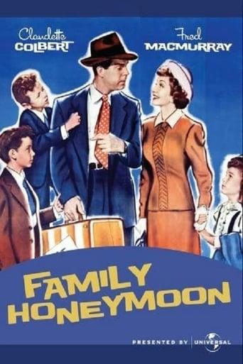 Poster of Family Honeymoon