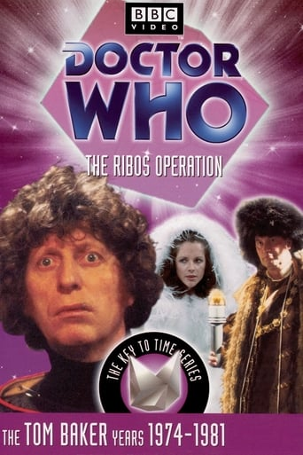 Poster of Doctor Who: The Ribos Operation