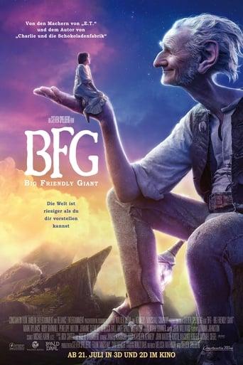 BFG - Big Friendly Giant - Abenteuer / 2016 / ab 0 Jahre