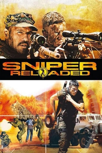 Poster of Sniper: Reloaded