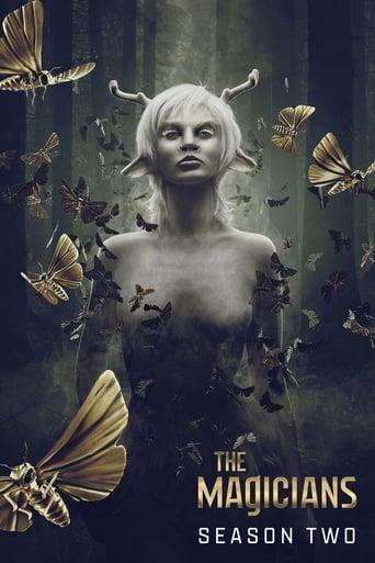 Escola de Magia 2ª Temporada - Poster