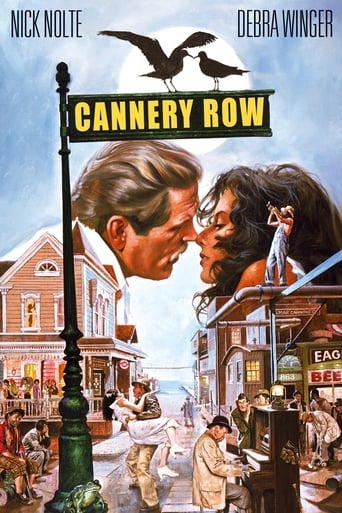 Poster of Cannery Row
