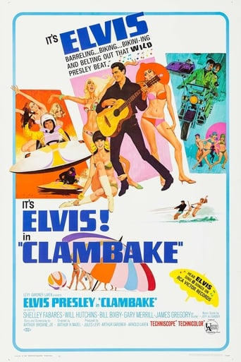 Poster of Clambake
