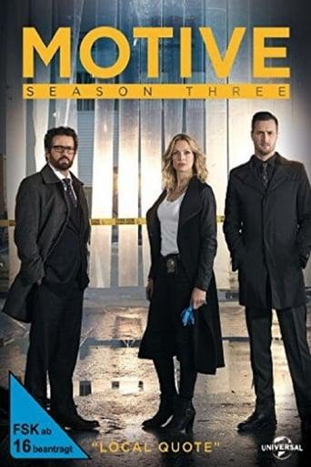 Motive 3ª Temporada - Poster