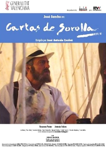 Poster of Cartas de Sorolla