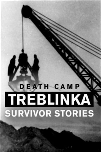 Death Camp Treblinka: Survivor Stories Movie Poster