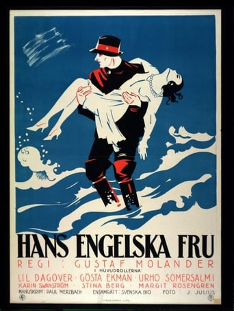 Poster of His English Wife