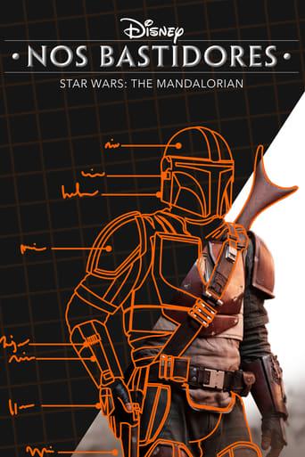 Nos Bastidores The Mandalorian 1ª Temporada - Poster
