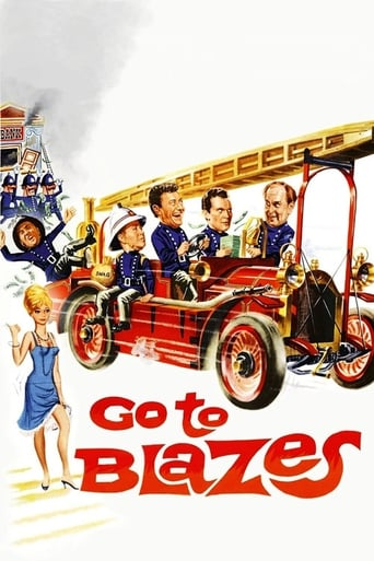 Poster of Go to Blazes