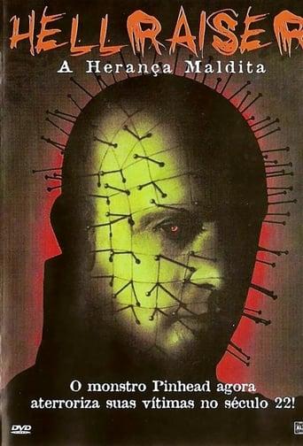 Hellraiser IV: Herança Maldita - Poster