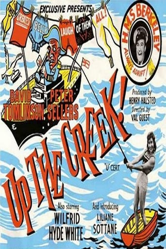 Poster of Up the Creek