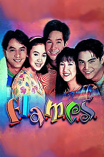 Poster of Flames The Movie