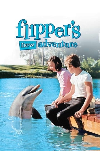 Poster of Flipper's New Adventure