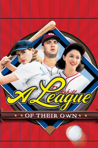 A League of Their Own (1992) - poster