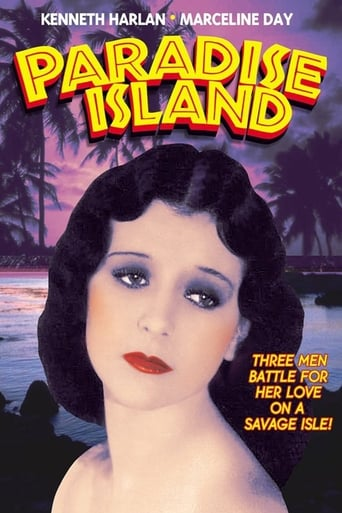 Poster of Paradise Island