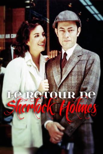 Poster of El regreso de Sherlock Holmes