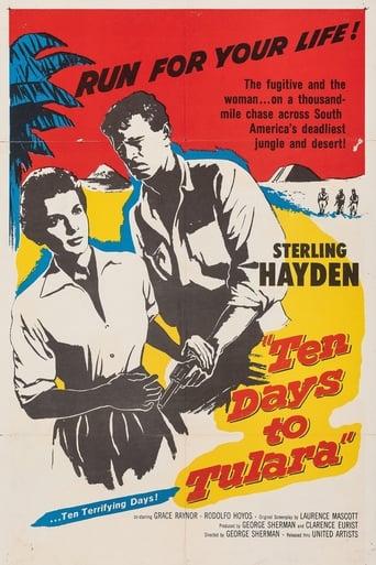 Poster of Ten Days To Tulara