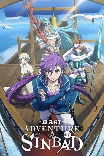 Magi: Adventure of Sinbad image