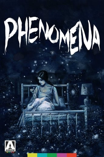 Poster of Phenomena