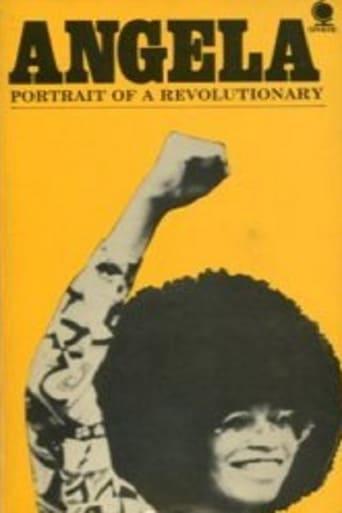 Poster of Angela Davis: Portrait of a Revolutionary