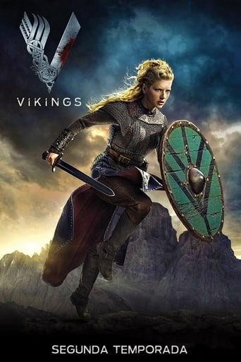 Vikings 2ª Temporada - Poster