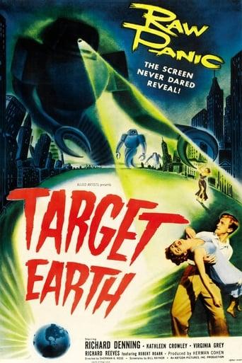 Watch Target Earth Online Free Putlocker
