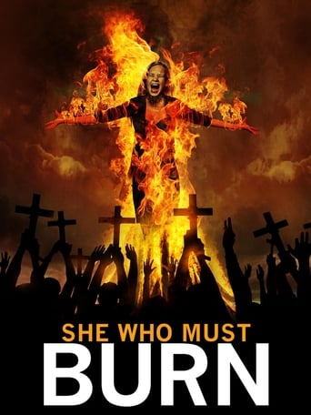 Poster of She Who Must Burn
