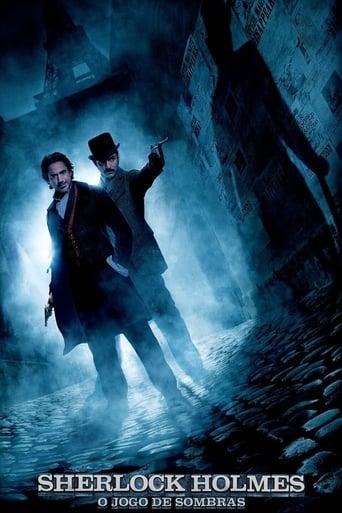 Sherlock Holmes: O Jogo de Sombras - Poster