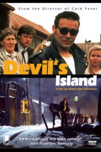 Poster of Devil's Island