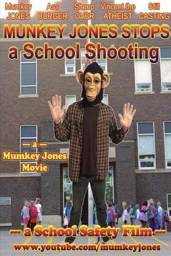 Munkey Jones Stops a School Shooting