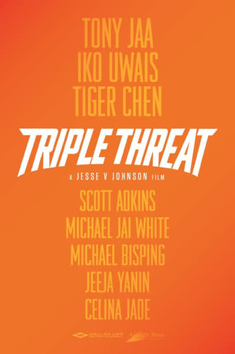 Poster of Triple Threat