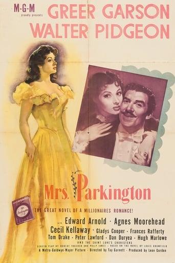 Poster of Mrs. Parkington