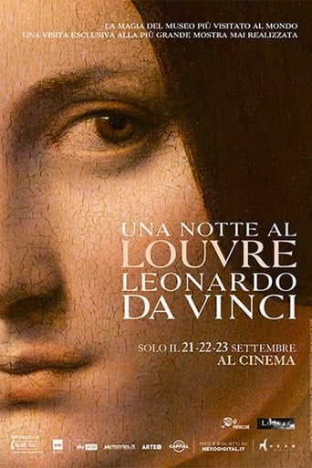 Una notte al Louvre: Leonardo da Vinci Film Streaming ita