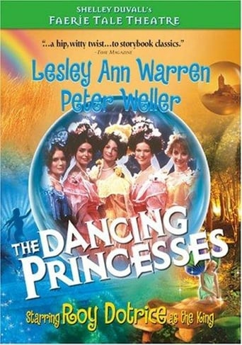 Poster of The Dancing Princesses