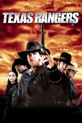 Texas Rangers - Acima da Lei - Poster