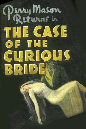 Poster of The Case of the Curious Bride