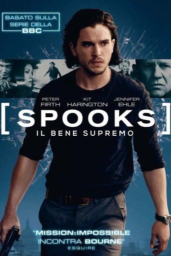 Poster of Spooks: Il bene supremo