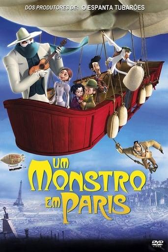 Baixar Um Monstro em Paris Torrent (2011) Dublado / Dual Áudio 5.1 BluRay 720p | 1080p Download