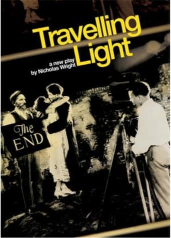 Poster of National Theatre Live: Travelling Light