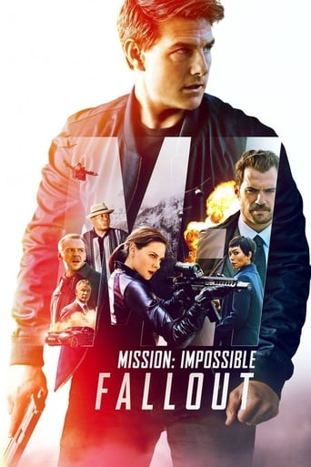 Poster of Misión: Imposible - Fallout