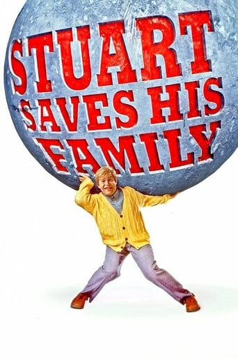 Poster of Stuart Saves His Family