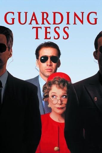 Poster of Tess y su guardaespaldas