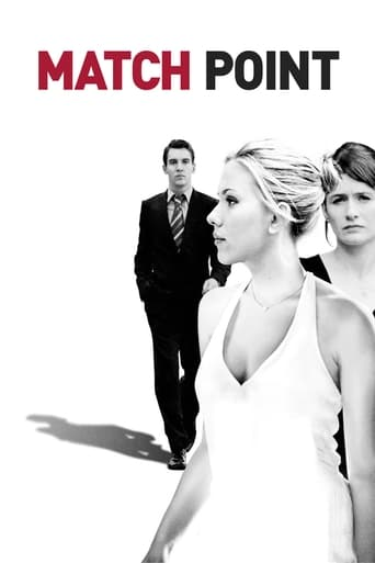 Poster of Match Point