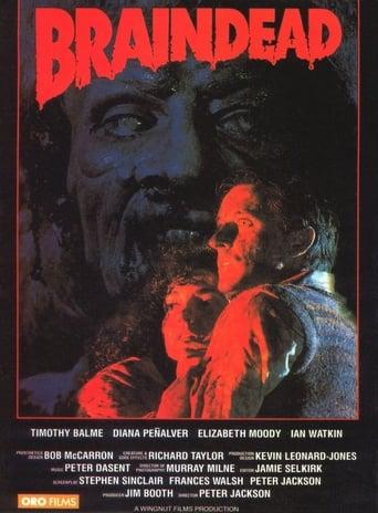 Dead Alive (1992) - poster