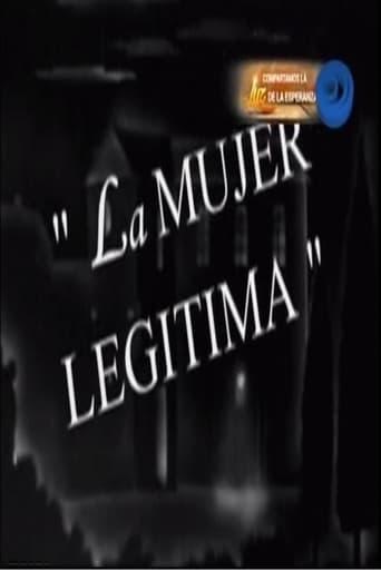La mujer legítima Movie Poster