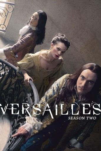 Versailles 2ª Temporada - Poster