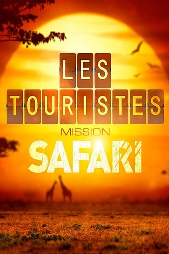 Capitulos de: Les Touristes, mission safari